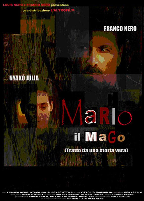 Mario il mago l 39 altrofilm - Mago ma bel ...