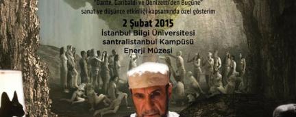 IL MISTERO DI DANTE sbarca in TURCHIA, a ISTANBUL