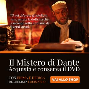 DVD Il Mistero di Dante