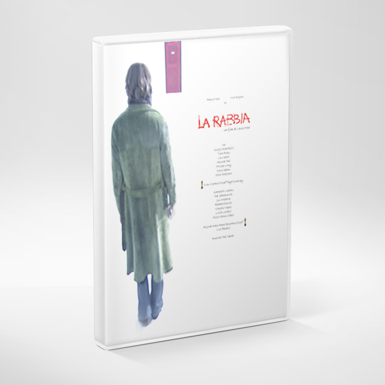 DVD La Rabbia - Film